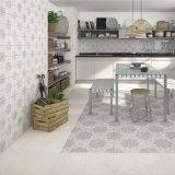 Baumaterial-Tintenstrahl glasig-glänzende keramische Küche-Wand-Innenfliesen