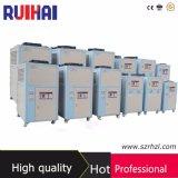 piccola tipo raffreddato del refrigeratore 2HP aria per il raffreddamento della macchina dello stampaggio ad iniezione da 120 tonnellate