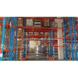 Estante y estantes resistentes de la paleta para el almacenaje del almacén