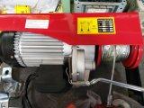 Élévateur électrique normal de câble métallique de la mini CE électrique d'élévateur de PA de qualité mini