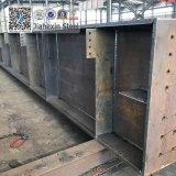 Colonna d'acciaio del fascio laminato a caldo di H per il sistema della parete di Retaing