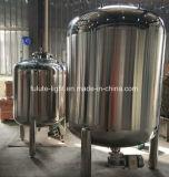 tanque de mistura líquido sanitário de Phramaceutical do aço 1000L inoxidável com misturador magnético