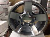 Cerchione di alluminio della protezione fuori strada della rotella 16X8 land rover