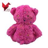도매 최고 연약한 견면 벨벳 아기 위안자는 아기 장난감 곰을