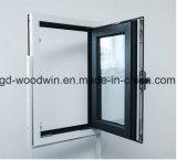 Vidrio templado de salto térmico Woodwin Casement Window