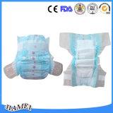 Les couches pour bébés jetables OEM pour les bébés avec prix d'usine