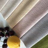 Tessuto amichevole del sofà del tessuto del velluto di Burnout della pelle
