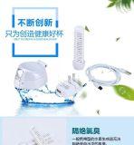 fabricante rico del agua de la botella portable sana del hidrógeno 320ml