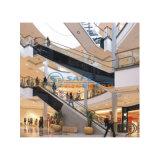 Vvvf interiores comerciales escaleras mecánicas, escaleras exteriores