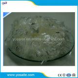 Fibra corta di ingegneria di Polyacrylonitrile della vaschetta per il calcestruzzo dell'asfalto