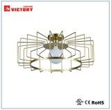 LEDの球根が付いている現代優雅な様式の金属のプロジェクトの天井灯