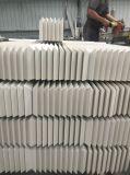Белый кварцевый с Miter Edge-P008 Кухонные мойки рабочую поверхность верхней панели