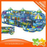 Alimentação de fábrica tema Oceano Grande Piscina Soft Parque infantil