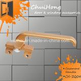 Griff des Flügelfenster-7-Shaped der Möbel-Befestigungsteile für Tür und Fenster