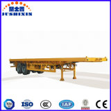 de 40feet 3axle do caminhão reboque Flatbed Semi