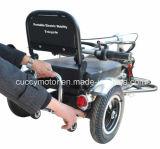 Складной легковес батареи лития портативная пишущая машинка 350W складывая электрическую кресло-коляску (CCET-M1)