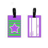 Bonitinha Logotipo 3D Eco-Friendly PVC Silício Sala Sala de tags para crianças