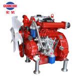 수도 펌프 세트와 화재 싸움 펌프 세트를 위한 디젤 엔진