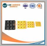 O carboneto de tungsténio Indexable insertos para moagem