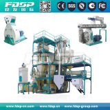 Poulet haute capacité/oiseaux Feed Mills usine (SKJZ5800)