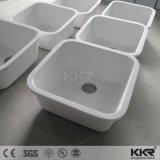 La vente de blanc chaud seul bol réservoir d'eau évier de cuisine