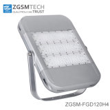 347V-480V 120W LED Flut-Licht mit Philips Lumileds 3030 Chips
