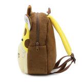 животное Schoolbag детсада 2017 Backpacks детей плюша шаржа 3D ягнится Backpacks мальчиков девушок мешков школы детей Backpack