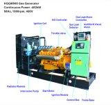 200kw-500kw 가스 발전기 CHP 결합된 열과 발전소