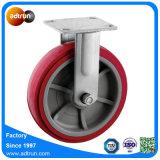 8 x 2 폴리우레탄 바퀴를 가진 산업 회전대 피마자