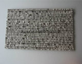 600X300mm dekorative materielle graue Farben-Dach-Fliese