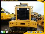 이용된 미국 본래 고양이 966D 바퀴 로더 또는 모충 로더 966D 966
