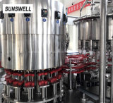 Sunswell PE produtos engarrafados com vedação de alumínio