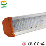 Lineal Industrial 100W 150W LED 200W de Luz de la Bahía de Alta