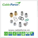 Разъем привода разъема датчика Connecor держателя панели M12 12pin женский с контактами PCB