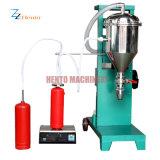 Máquina de rellenar del polvo seco del extintor de China