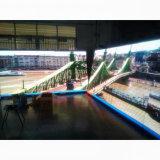쉽게 임명 P6 발광 다이오드 표시, 에너지 절약 P6 옥외 LED 스크린