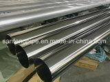 Tubo standard del materiale 304 dell'acciaio inossidabile