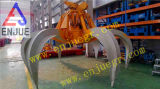 Апельсиновая корка мотора электрическая гидровлическая хватает ведро для перемещая крана в электростанции