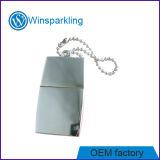 Disco istantaneo del USB di colore di torsione d'argento del metallo con il prezzo basso