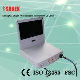 Système portatif d'appareil-photo d'endoscopie pour le diagnostic oto-rhino
