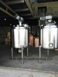 衛生ステンレス鋼の電気暖房の液体の混合タンク