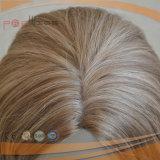 Parrucca cascer ebrea superiore di seta di qualità superiore della Cina (PPG-l-01435)