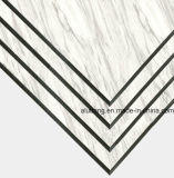 Revêtement PVDF panneau composite aluminium à revêtement extérieur