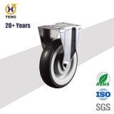 Высокое качество 4 дюйма средней мощности полиуретан промышленных самоустанавливающегося колеса