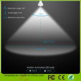 2017 la nueva bombilla del bulbo 9W (60W equivalente) Br30 LED del sensor de movimiento del diseño Br30 PIR LED, movimiento activó la iluminación de bulbos elegante para el garage, pórtico, vestíbulo