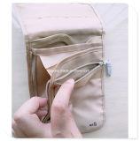 RFID преграждая мешок шеи с петлей совершенной для перемещения