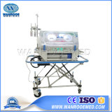 Wärmer-Transport-Kind-Inkubator des Bedarfs-Hb2000 neugeborener leuchtender