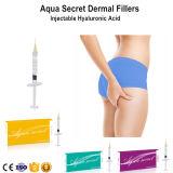 Injections cosmétiques d'acide hyaluronique de beauté pour acheter des fesses