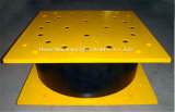 Het RubberLager van het lood (LRB) voor Bouwconstructies