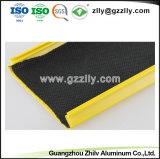 Fabrik-Großverkauf-durchlöcherte Aluminiumstreifen-Deckenverkleidung mit ISO9001